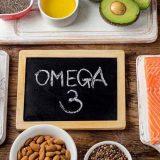 συμπληρώματα ωμέγα-3 λιπαρών - ψαρι - αμυγδαλα - ελιες - αβοκάντο - αυγο