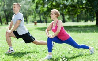 άσκηση γυμναστική - καρδιαγγειακή νόσο
